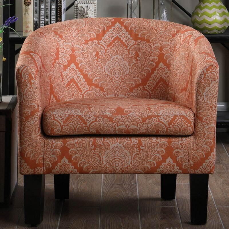 Bungalow Rose Livermore Barrel Chair Amp Reviews Wayfair Ca