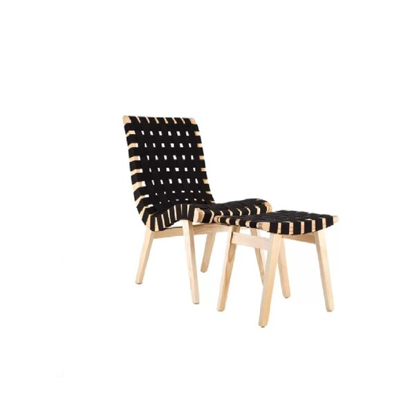 Himrod Lounge Chair by Bungalow Rose Bungalow Rose