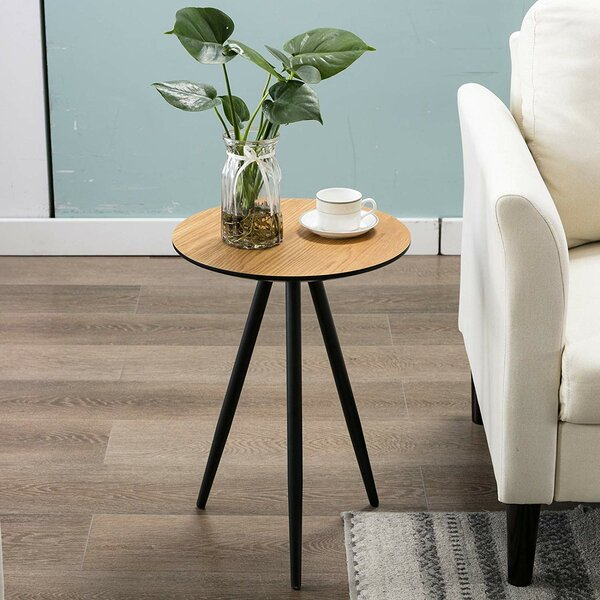 Wabasso 3 Legs End Table By Corrigan Studio
