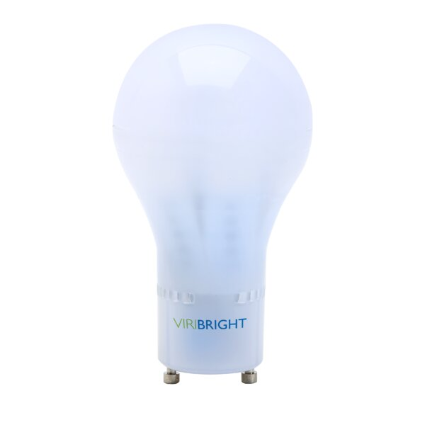 7W GU24 LED Light Bulb (Set of 12) by Viribright
