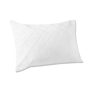 Quilted Memory Foam Pillow Protector By Fresh Ideas