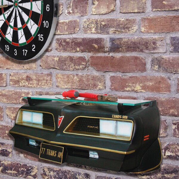 Conder GM 1977 Pontiac Firebird Trans Am SE Front End Wall Shelf by Zoomie Kids