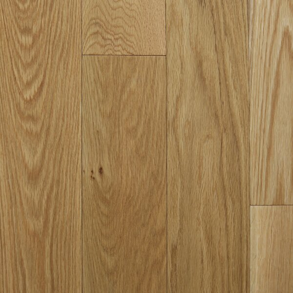 Reykjavik 5 Engineered Oak Hardwood Flooring in Natural by Branton Flooring Collection