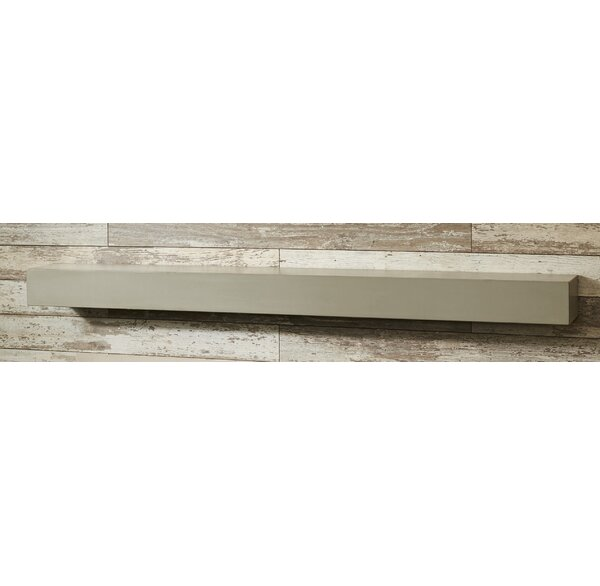 Gallery Linear Supercast Wood Fireplace Shelf Mantel By The Outdoor GreatRoom Company