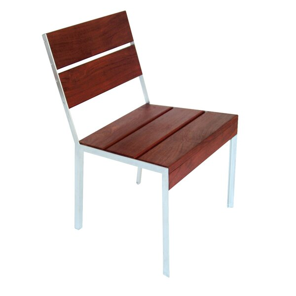 Etra Large Patio Dining Chair with Cushion by Modern Outdoor Modern Outdoor