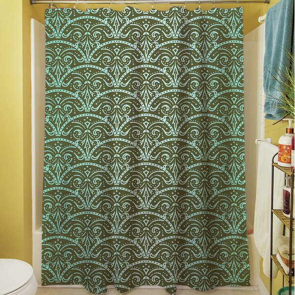 Dream Big Arches Shower Curtain by Manual Woodworkers & Weavers