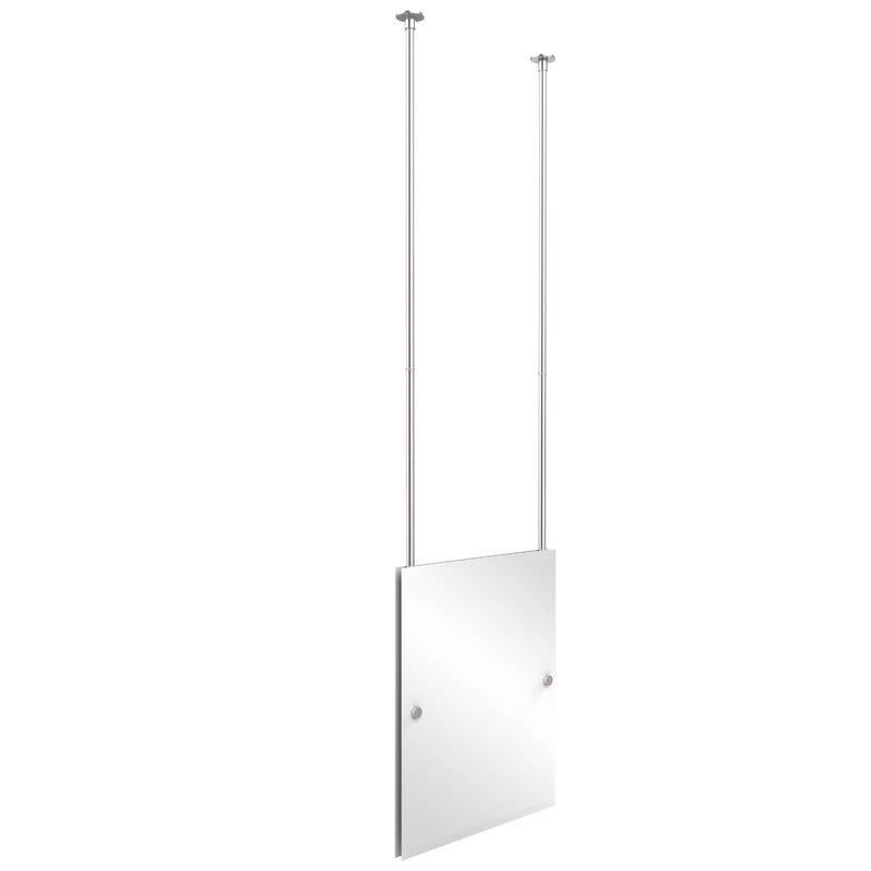 Brand new Allied Brass Ceiling Hung Mirror & Reviews | Wayfair DJ26