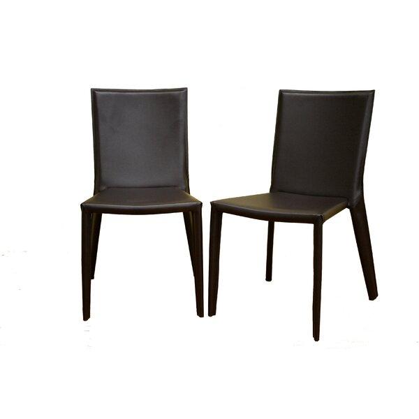 Ilona Parsons Chair (Set of 2) by Latitude Run