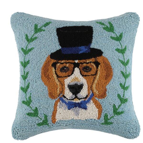 Beagle Pillow by Peking Handicraft