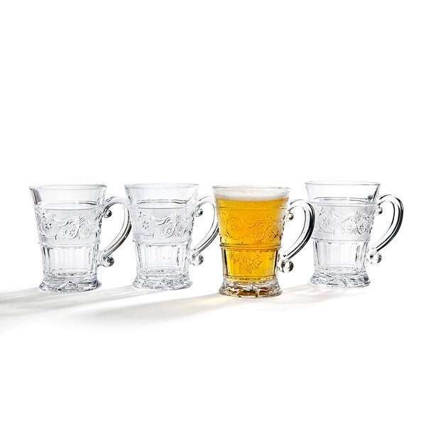 Meyerson 12 oz. Mug (Set of 4) by Red Barrel Studio