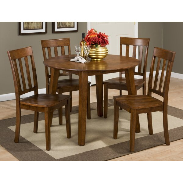 Antrim 5 Piece Dining Set by Alcott Hill