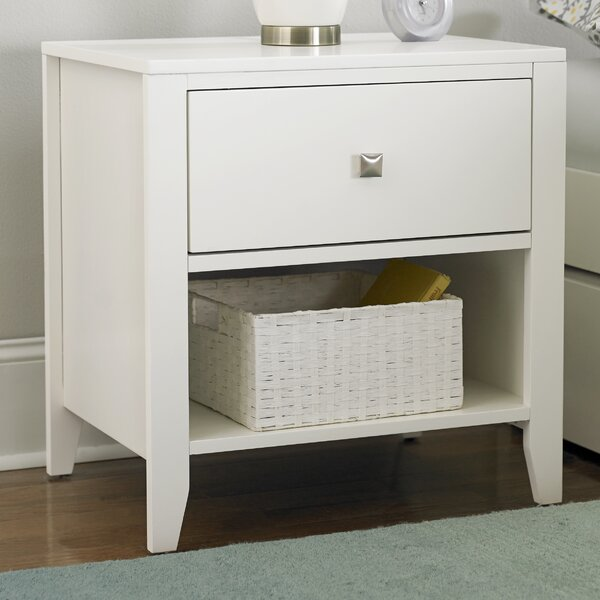 Granville 1 Drawer Nightstand by Viv + Rae