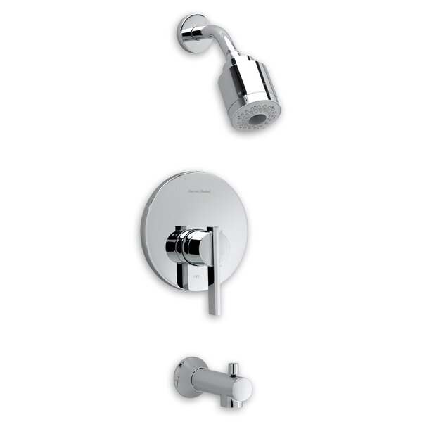 Berwick Flowise Diverter Bath/Shower Faucet Trim Kit With FloWise By American Standard