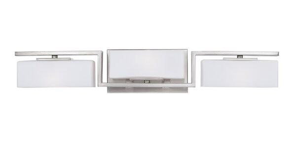 Cesar 3-Light Vanity Light by Langley Street