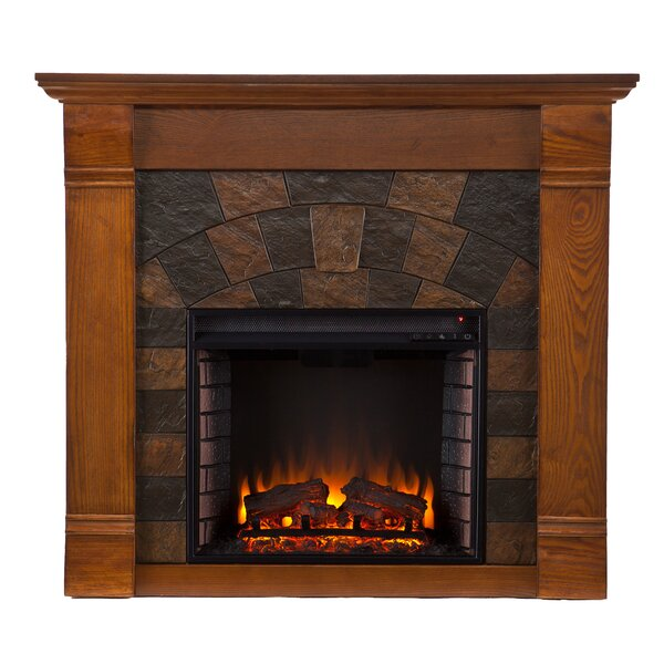Blake Electric Fireplace by Woodhaven Hill