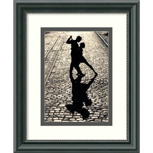 The Last Dance Framed Photographic Print by Amanti Art