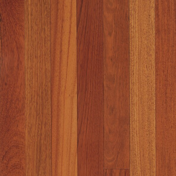 5 Engineered Brazilian Cherry Jatoba Hardwood Flooring in Natural by Easoon USA