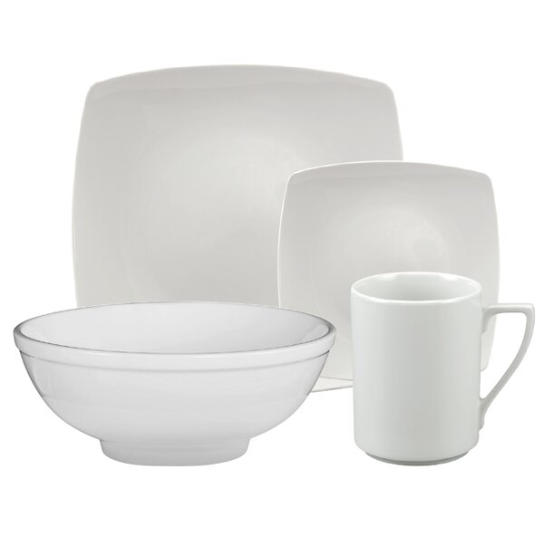Oisin 16 Piece Dinnerware Set, Service for 4 by Alcott Hill