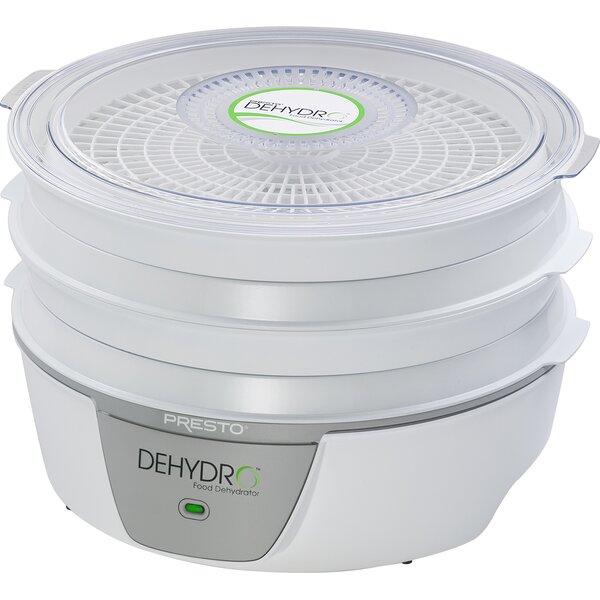 Dehydro 4 Tray Electric Food Dehydrator by Presto