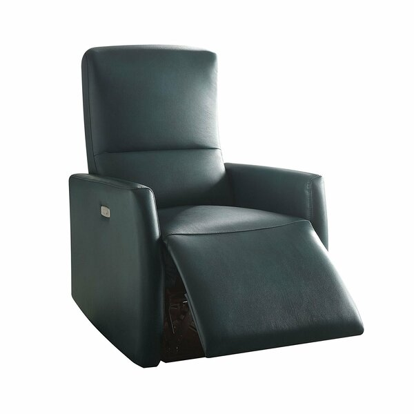 Feltman Contemporary Casual Power Glider Recliner by Latitude Run