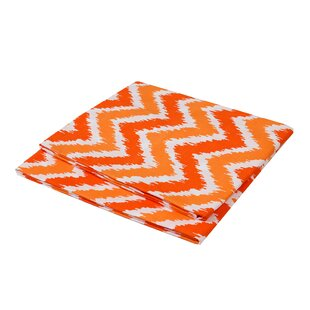 Shopping for Lauro Zig Zag Fitted Crib Sheets (Set of 2) ByHarriet Bee