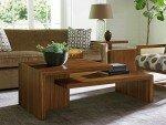 Kitano Cascade Rectangular Coffee Table