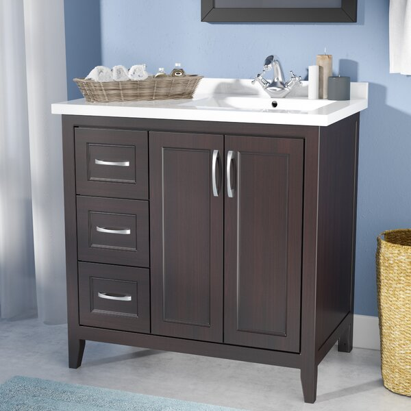 Maldonado 36 Single Bathroom Vanity Set by Andover Mills