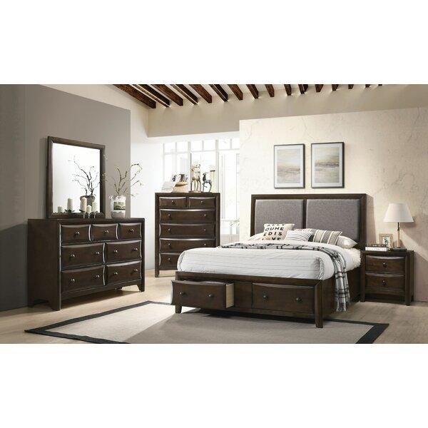 Abell Platform Solid Wood Configurable Bedroom Set by Winston Porter