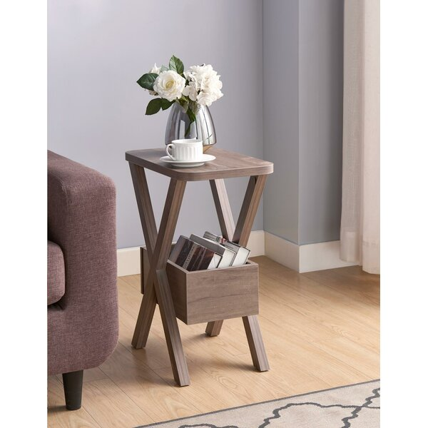 Rewis End Table By Latitude Run