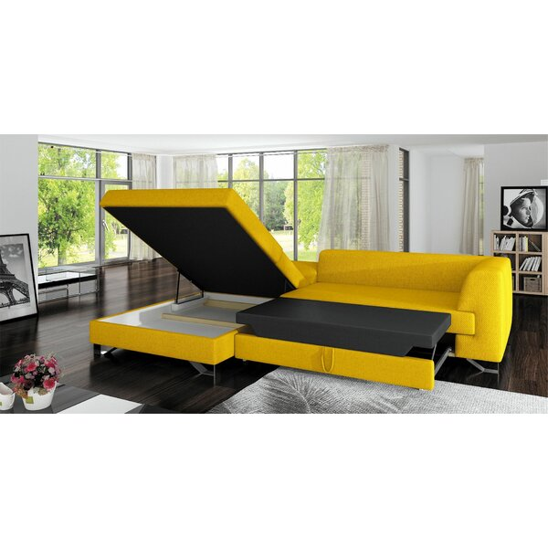 Karlin Sleeper Sectional by Brayden Studio