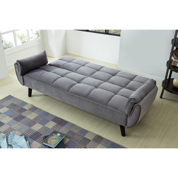 Crossover Convertible Sofa by Latitude Run