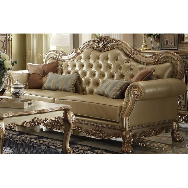 Get Premium Marissa Sofa by Astoria Grand by Astoria Grand
