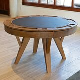 Oak Round Kitchen & Dining Tables You\'ll Love in 2020 | Wayfair