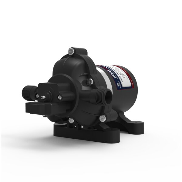 Eccotemp Diaphragm 12V Pump and Strainer by Eccotemp Systems LLC
