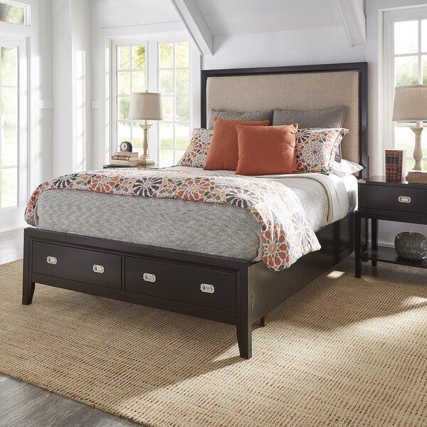 Neher Upholstered Storage Platform Bed by Brayden Studio