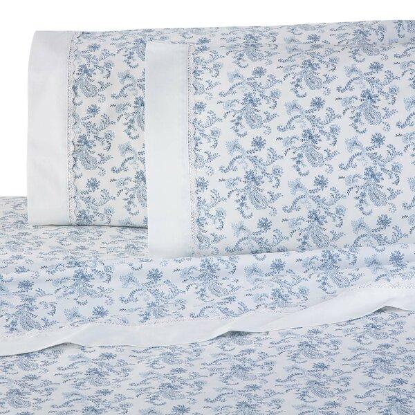 Easy Living Decorative Lace Hem Sheet Set by Martex