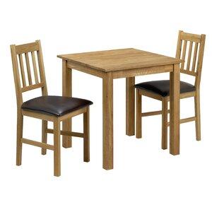 Essgruppe Boynton mit 2 Stühlen von ClassicLiving