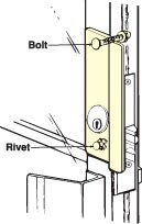 Latch Protector by DON-JO MFG INC.