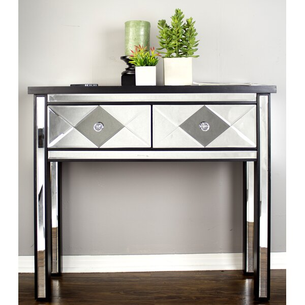 Gibbs Console Table by Rosdorf Park Rosdorf Park
