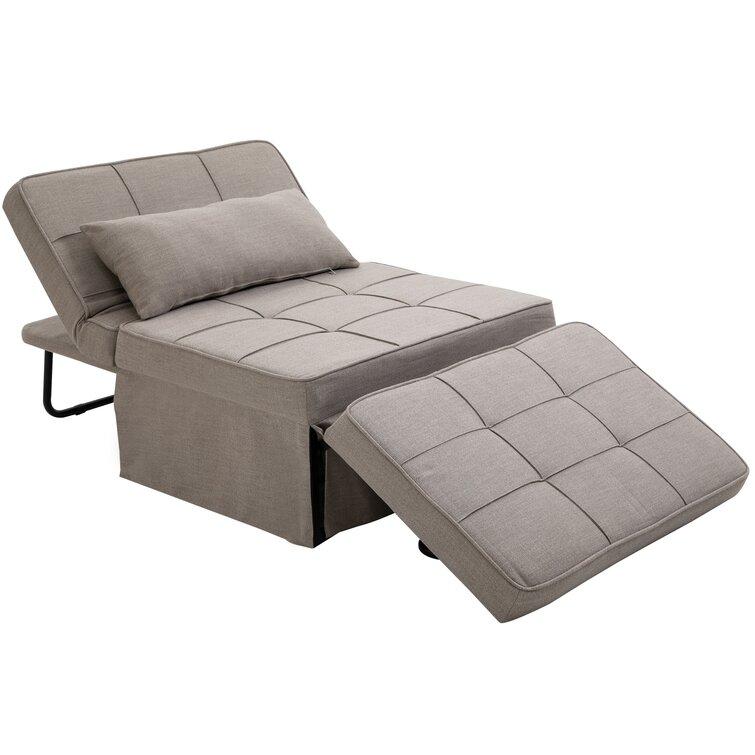 Back Futon Chair Wayfair