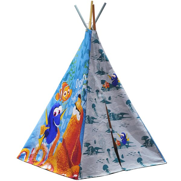 Finding Dory Play Teepee with Carrying Bag by Heri