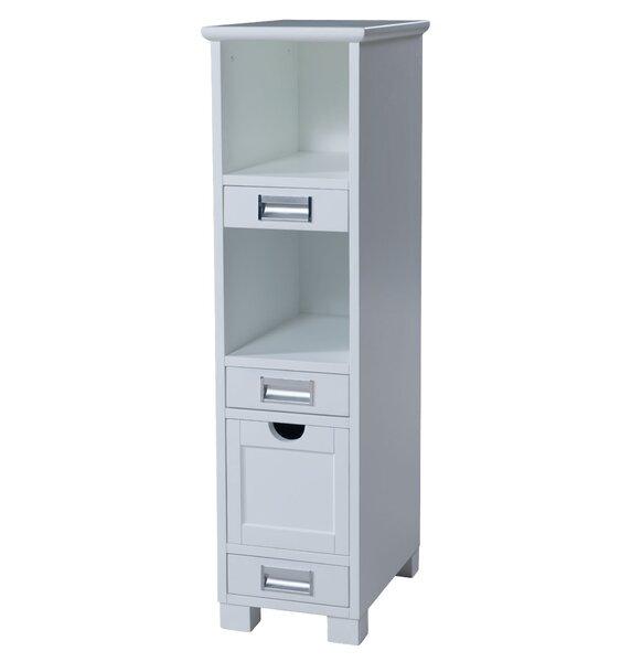 Burton 12.9 W x 44 H Cabinet by Maykke