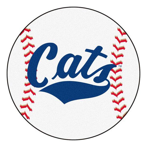 NCAA Montana State University Baseball Mat by FANMATS