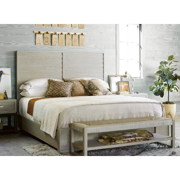 Rimini Standard Bed by Gracie Oaks