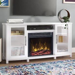 Lockesburg TV Stand For TVs Up To 60 With Fireplace