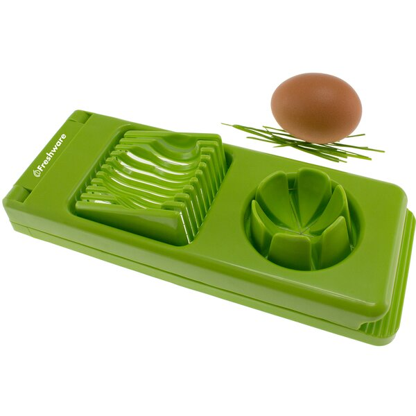 Egg Slicer and Wedger by Freshware