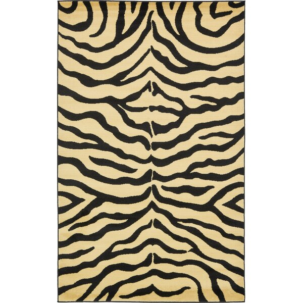 Leif Cream Area Rug by World Menagerie