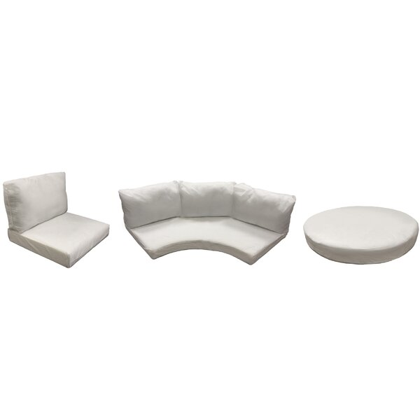 Barbados 15 Piece Outdoor Cushion Set by TK Classics