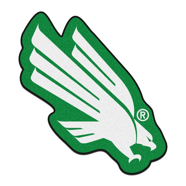 University of North Texas Doormat by FANMATS
