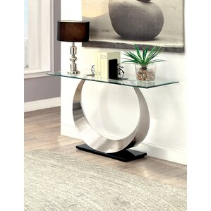 Bessler Console Table by Orren Ellis